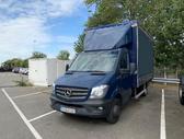 Mercedes-Benz SPRINTER 513, aizkaru / tentu
