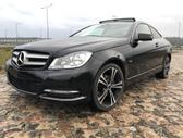 Mercedes-Benz C220, 2.2 l., kupė (coupe)