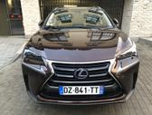 Lexus NX 300h, 2.5 l., visureigis