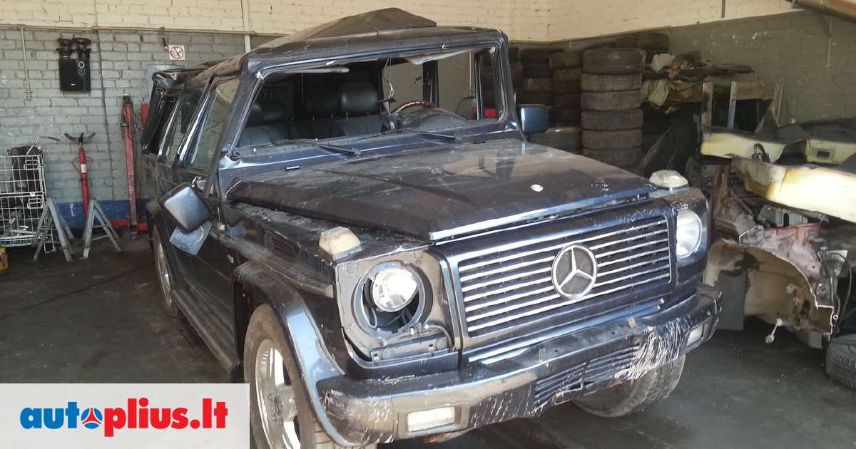 Mercedes benz g klas for parts for Mercedes benz b200 aftermarket parts