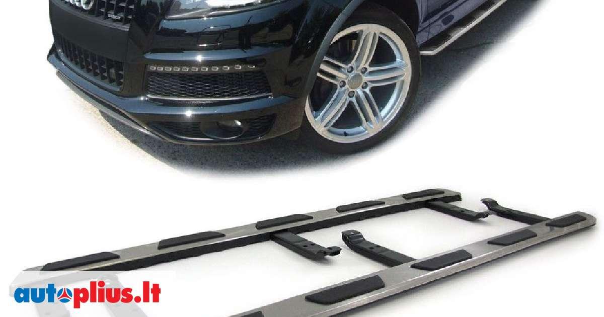 Audi Q7. soniniai slenksciai.kitos naujos tuning dalysgaliniai 2008 m.,   A659000   Autoplius.lt