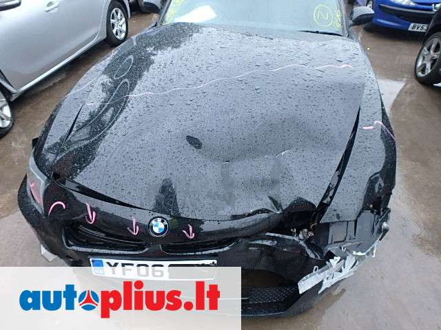 Bmw Z4 For Parts 3 0si N52b30a Rida 30 000mil 2006 06 M
