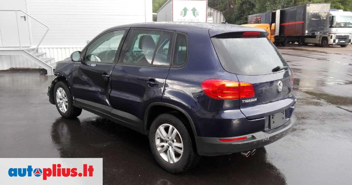 Volkswagen Tiguan 2 0 L Visureigis 2012 11 M