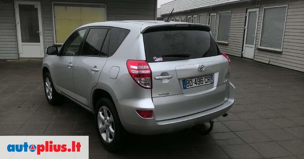Toyota Rav4 2 2 L Suv Off Road 2010 11 M A4398091