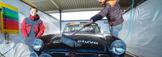 """Lietuviai baigė """"Rally Monte Carlo Historique"""" formalumus, penktadienį – lenktynių startas"""