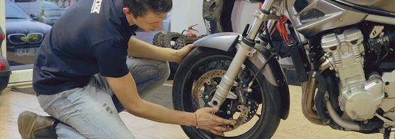 Kaip išsirinkti gerą naudotą motociklą?