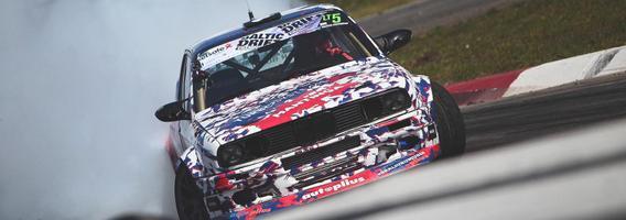 Baltijos drifto čempionate – puikus Manto Kulvinsko pasirodymas