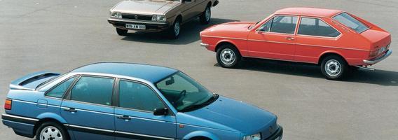 """Paprastų """"Volkswagen Passat"""" nepaprastos versijos"""