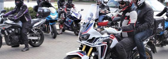 Motociklininkai kviečiami registruotis į MANE VEŽA akciją