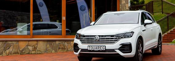 "Trečios kartos ""Volkswagen Touareg"" – didelis žingsnis prabangos link"