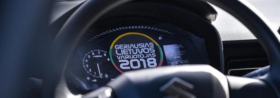 Geriausias Lietuvos vairuotojas 2018 – Dominykas Danys