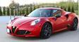 """Greitas ir stilingas """"Alfa-Romeo 4C"""""""
