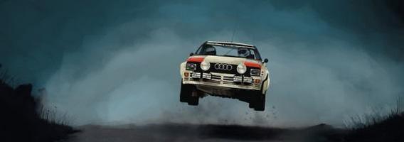 """5 geriausi auksinės ralio eros """"Group B"""" automobiliai"""