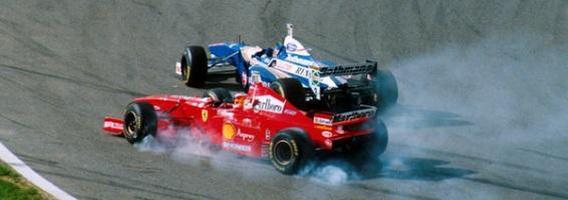 Didžiausi automobilių sporto karalienės F-1 skandalai