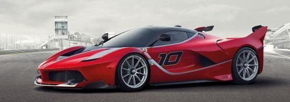 """""""Ferrari FXX-K"""": geriausia, ką gali sukurti italai"""