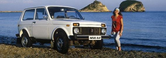 Penki rusiški automobiliai, kurie būtų populiarūs Vakarų Europoje