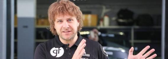 Žvilgsnis į Benedikto Vanago garažą: automobiliai, kurie Lietuvoje – vieninteliai