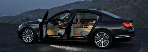 """BMW pademonstravo prabangos ir inovacijų flagmaną – """"BMW 7"""""""
