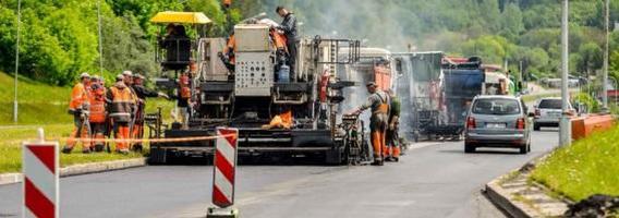 Kurios Kauno gatvės bus remontuojamos šiemet?