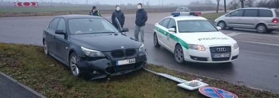 Draudikai išskyrė keturis vairuotojų tipus, labiausiai keliančius pavojų eismo saugumui