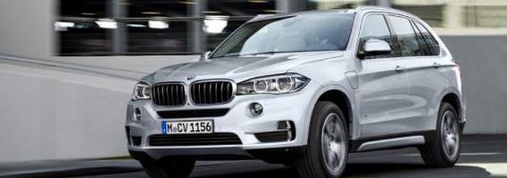 """BMW X5 xDrive40e"" – neeilinis hibridinis automobilis"
