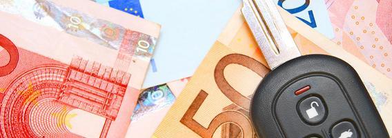 Paskola už automobilį – kai tenka skolintis