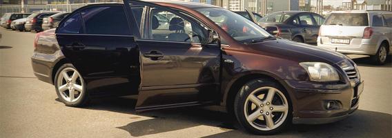 """Antroji """"Toyota Avensis"""" karta – taktiškas japonų ėjimas Europos rinkoje"""