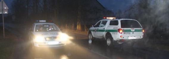 Saugumą vairuojant naktį gali užtikrinti tik tinkamai veikiantys žibintai
