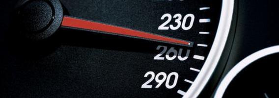 """Britų greičio viršijimo """"rekordas"""" pernai viršijo 200 km/val."""