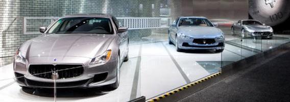 """""""Maserati"""" pristatė tris planuojamus modelius"""