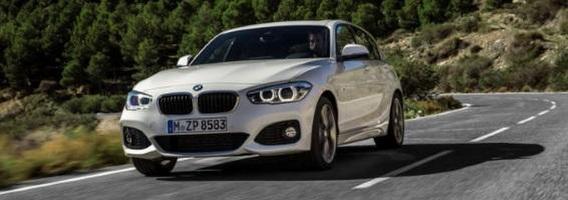 Naujoji BMW 1 serija Lietuvoje debiutuos kovą