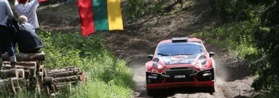 WRC etapas Lietuvoje bus 2016-aisiais