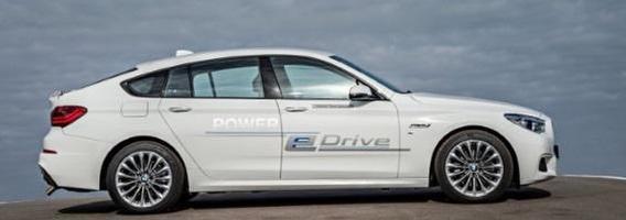 BMW modeliai taps hibridais