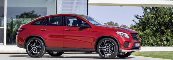 """Naujausias """"Mercedes-Benz GLE Coupe"""" – pretendentas tapti nauju moterų aistros objektu"""