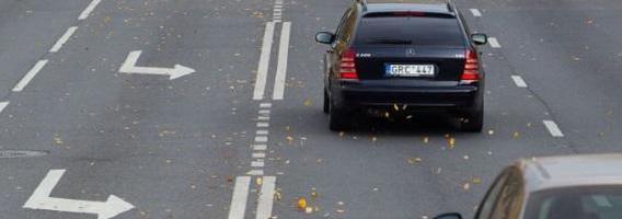 Kelių eismo taisyklės: kas pakito spalio 11-ąją?