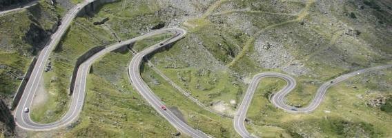 Geriausi Europos keliai