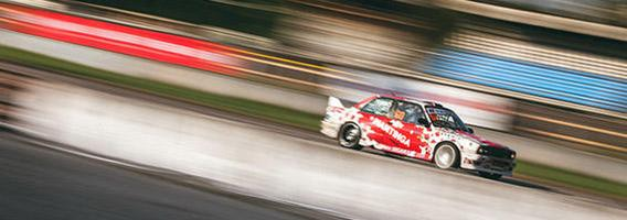 """Autoplius Fast Lap"" III etapas Latvijoje"