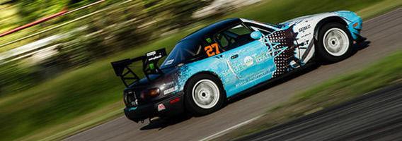 "Tauras Tunyla ""Autoplius Fast Lap"" III etape, Bikirniekų trasoje"