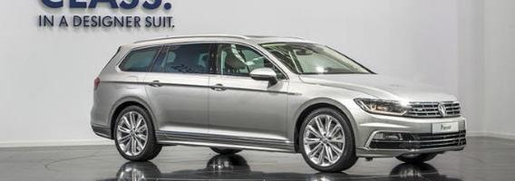 """Dienos šviesą išvydo aštuntoji """"Volkswagen Passat"""" karta"""
