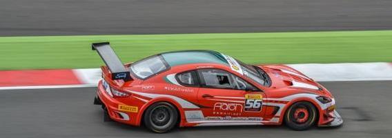 """Open GT"" varžybos Silverstone"