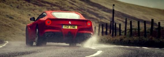 """Geriausi """"Top Gear"""" testai: itališki automobiliai"""