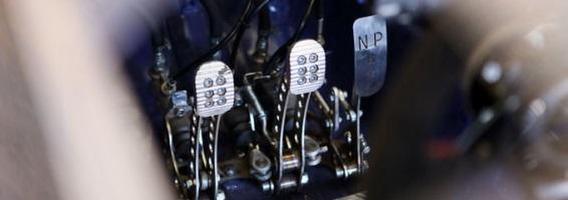 """""""NP Team"""" drifto komandos garažas"""