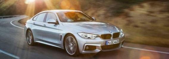 """BMW pristatys 4 serijos """"Grand Coupe"""" modelį"""