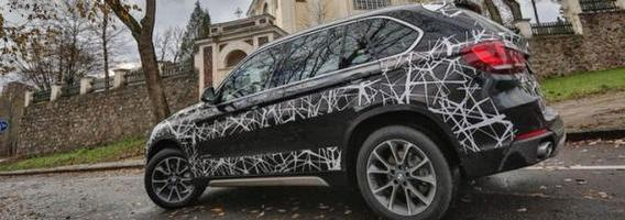 X5 turi būti tikras BMW