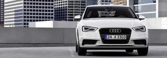 """""""Audi A3"""" sedanas bus populiarus – galbūt ir Europoje"""