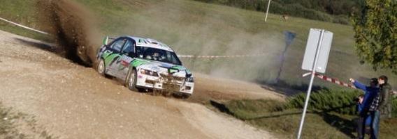 """""""Rally Classic"""" nugalėtojas – paskutiniame greičio ruože į priekį išsiveržęs Giedrius Notkus"""