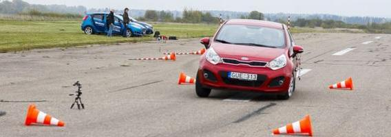 """""""Briedžio testas"""": iššūkis kiekvienam automobiliui"""