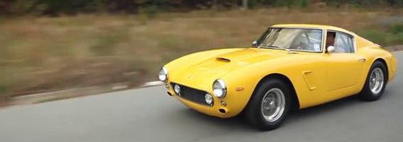 Istorijos apie klasikinius automobilius ir jų savininkus
