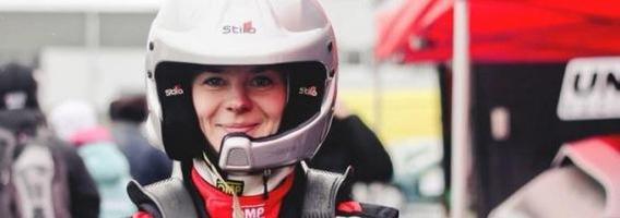 """Lenktynininkė Agnė Vičkačkaitė-Lauciuvienė: """"Artimiesiems nepasakoju kai kurių incidentų ralyje"""""""
