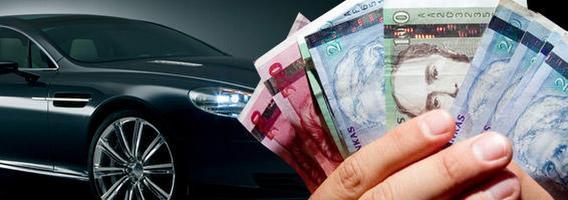 Įvedus apmokestinimą automobilio atsisakytų kas šeštas vairuotojas